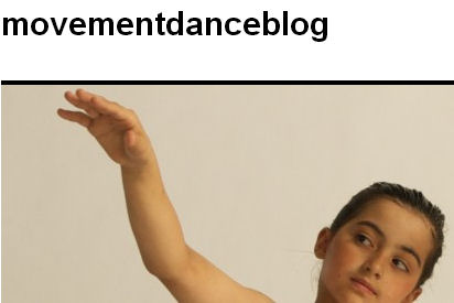 Movement Dance Blog